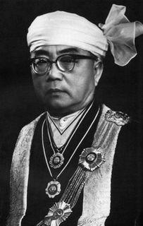 Sao Shwe Thaik President of Burma and the last Saopha of Yawnghwe