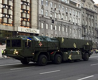 Sapsan (missile system)