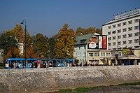 Sarajevo Tram-240 Line-3 2011-10-31.jpg