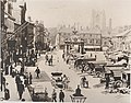 Saturday Market with stalls, Beverley c.1900s ( archive ref DDX1075-1(b)) (30129994255).jpg