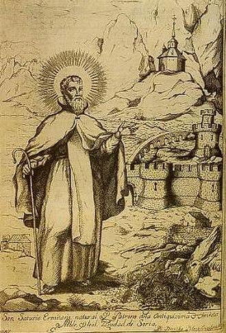 Saturius of Soria - Image: Saturius of Soria