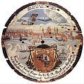 Schützenscheibe Konstanz 1761 Wappen Weihbischof Fugger.jpg