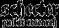 Schecter guitar logo.png