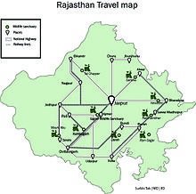 tourism in rajasthan wikipedia