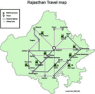 Tourism in Rajasthan