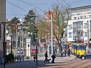 Schkeuditz - Town center