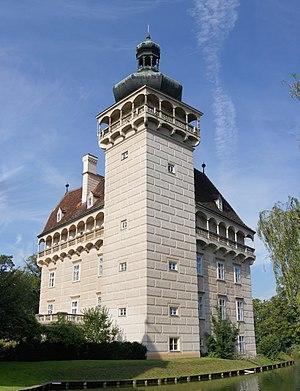 Castle Pottenbrunn in St. Pölten/Lower Austria
