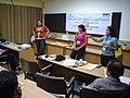 Science Career Ladder Workshop - Indo-US Exchange Programme - Science City - Kolkata 2008-09-17 01413.JPG
