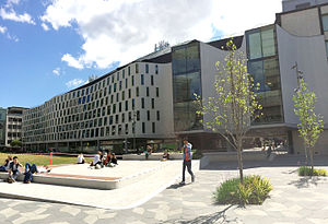 Science Faculty building, UTS - Faculty of Science and Graduate School of Health building