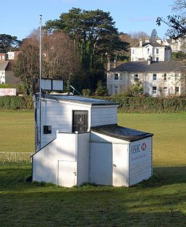 Recreation Ground, Torquay