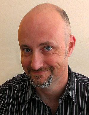 Scott Meyer (author) - Scott Meyer in 2014, taken by Missy Meyer