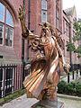 Sculpture near the Harrison Hughes Building, University of Liverpool.jpg