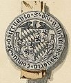 Seal of William, Duke of Bavaria-Straubing, Count of Holland, Count of Hainaut.jpg