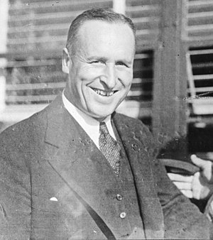 Charles L. Smith (Seattle mayor) - Image: Seattle Mayor Charles L. Smith, circa 1935