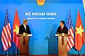 Secretary Kerry Holds a News Conference With Vietnamese Foreign Minister Minh (11401012154).jpg