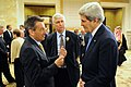Secretary Kerry Speaks With Red Cross Officials Before Syrian Donors' Conference (11962375425).jpg
