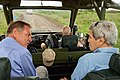 Secretary Kerry Speaks With the Director of Conservation at the Northland Rangelands Trust in Nairobi National Park (17170463400).jpg
