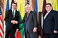 Secretary Tillerson Shakes Hands With Estonian Foreign Minister Mikser (33545969122).jpg