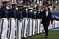 Secretary of the Air Force Michael B. Donley enters the U.S. Air Force Academy's Falcon Stadium (8942126485).jpg
