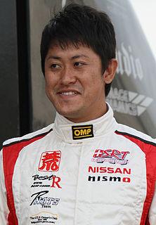 Seiji Ara Japanese racing driver