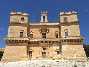 Malta Environment and Planning Authority - Selmun Palace, a scheduled property