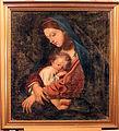 Sennecey-lès-Dijon - Eglise Saint Maurice - Vierge a l'enfant.JPG