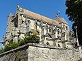 Serans (60), église Saint-Denis, vue depuis le sud-ouest 4.JPG