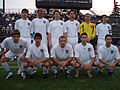 Serbian White Eagles 2007 team photo.jpg