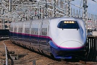 E2 Series Shinkansen Japanese high speed train series