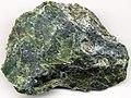 Serpentinite (Thetford Mines Ophiolite Complex, Ordovician; Thetford Mines area, Quebec, Canada) (14819946774).jpg