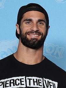 Seth Rollins Photo Op GalaxyCon Raleigh 2019.jpg