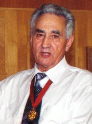 Guy Severin - Guy Severin in 2001 on his 75th birthday