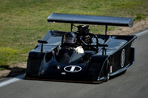Shadow Racing Cars - A Shadow Mk.I Can-Am car