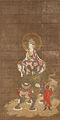 Shaka Triad Monju (Nara National Museum).jpg