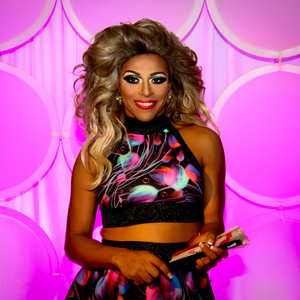 Shangela Laquifa Wadley - Shangela Laquifa Wadley in April 2017, during DragCon at the Los Angeles Convention Center