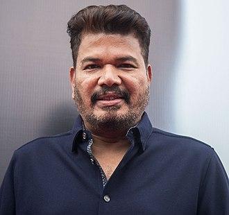 S. Shankar - Shankar at the 2.0 Trailer Launch