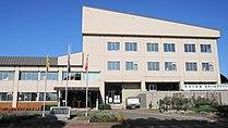 Shibetya town hall.JPG