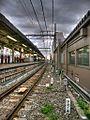 Shimokitazawa Station - Inokashira Line (HDR) - 2008-04-12 16.13.32 (by Guwashi999).jpg