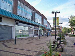 Shipley, West Yorkshire - Shipley Market Place