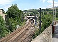 Shipley Station viewed from Station Road - geograph.org.uk - 511272.jpg