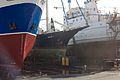 Ships at Cape Town Syncrolift 2014 02.jpg