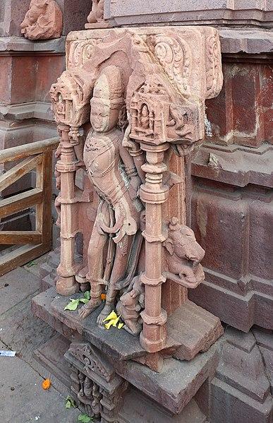 File:Shiva Temple, Bhojpur 04.jpg