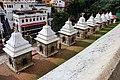 Shivalayas at Pashupati, opposite to the Pashupatinath temple, Kathmandu.jpg