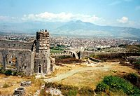 Château Shkoder, Albanie