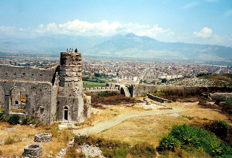 castello rozafa albania