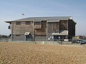 Shoreham Harbour Lifeboat Station - Shoreham Harbour Lifeboat Station