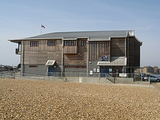 Shoreham Harbour Lifeboat Station - Shoreham Harbour Lifeboat Station