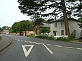 Shoreham Lane, junction with Station Road, Halstead - geograph.org.uk - 1356477.jpg