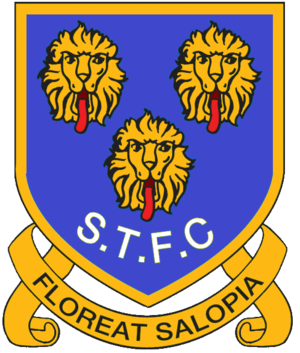Shrewsbury Town F.C. - Loggerheads emblem used by the club between 1993 and 2007