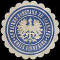 Siegelmarke Gemeinde-Vorstand zu Lokstedt Kreis Pinneberg W0382942.jpg